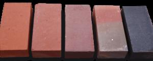 Briques calibrées lagrive