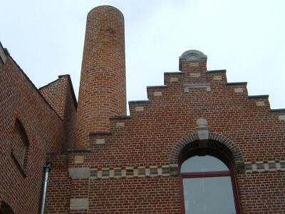 Rénovation d' une usine