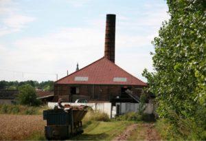 Une briqueterie traditionnelle, membre du syndicat des producteurs de briques