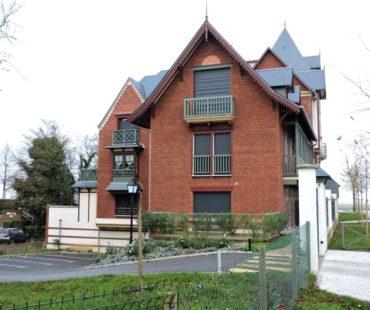 Old brick residence